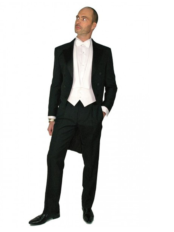 Costume Homme - Costume Marquis Blanc